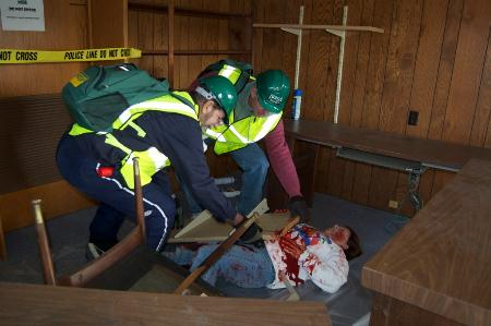 CERT Aid Exercise- Adult